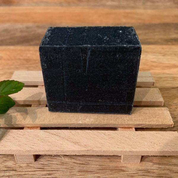 Activated Charcoal and Mint